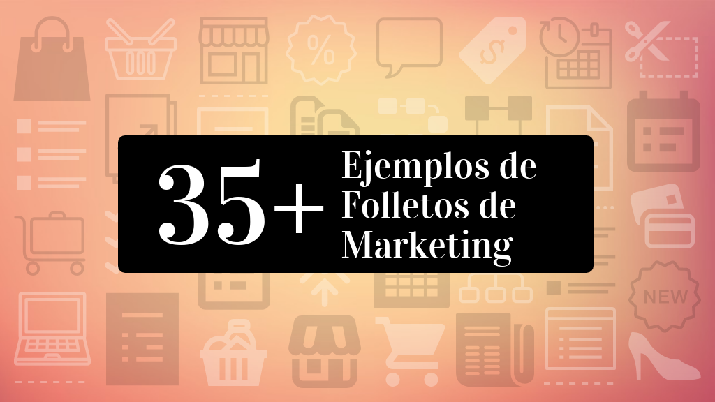 ejemplos folletos marketing