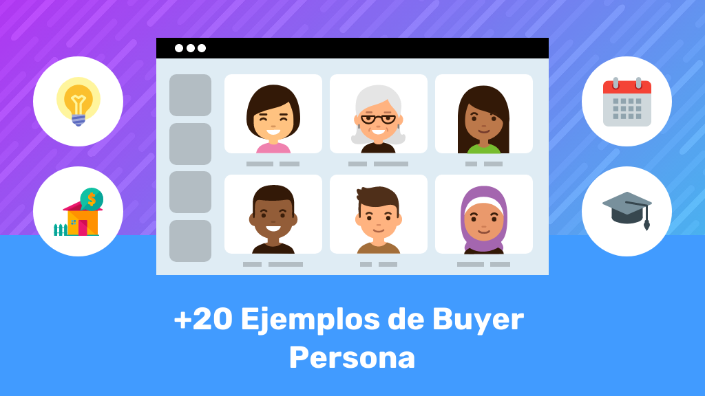 user persona examples