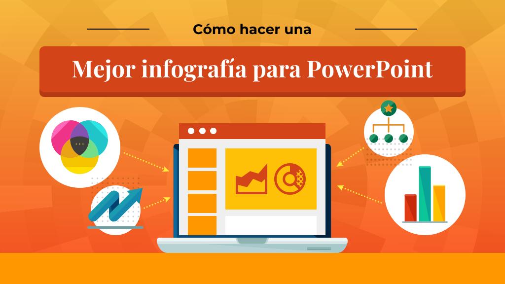 como hacer una infografía en powerpoint