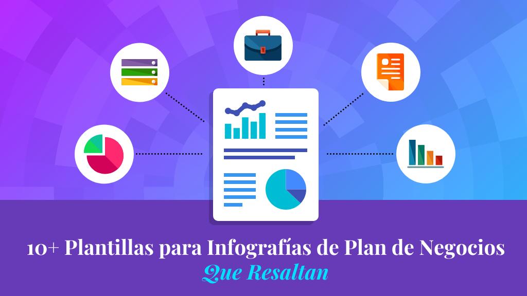 infografía plan de negocios