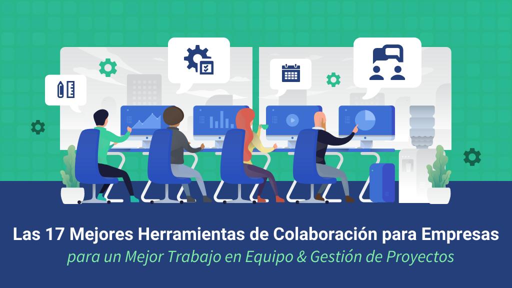 herramientas de colaboración para empresas